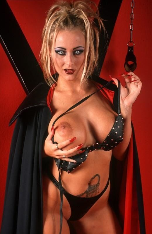 porn Vampire big boobs