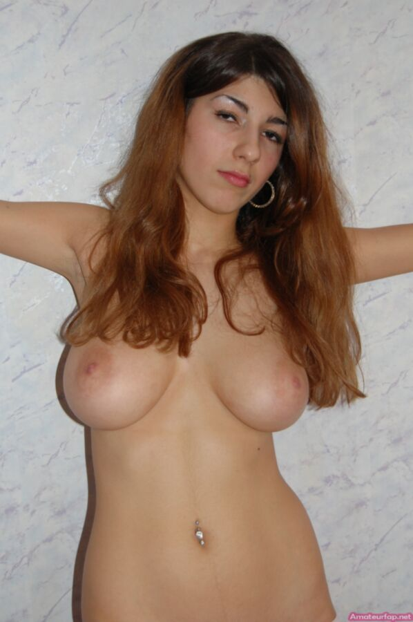 big tits Turkish girls nude with