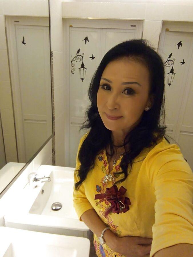 Free porn pics of Sexy Malaysian Milf Shirley Hun  2 of 39 pics