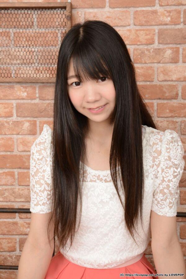 Free porn pics of Yuzuka Shirai - pink skirt white pantie tease 11 of 87 pics
