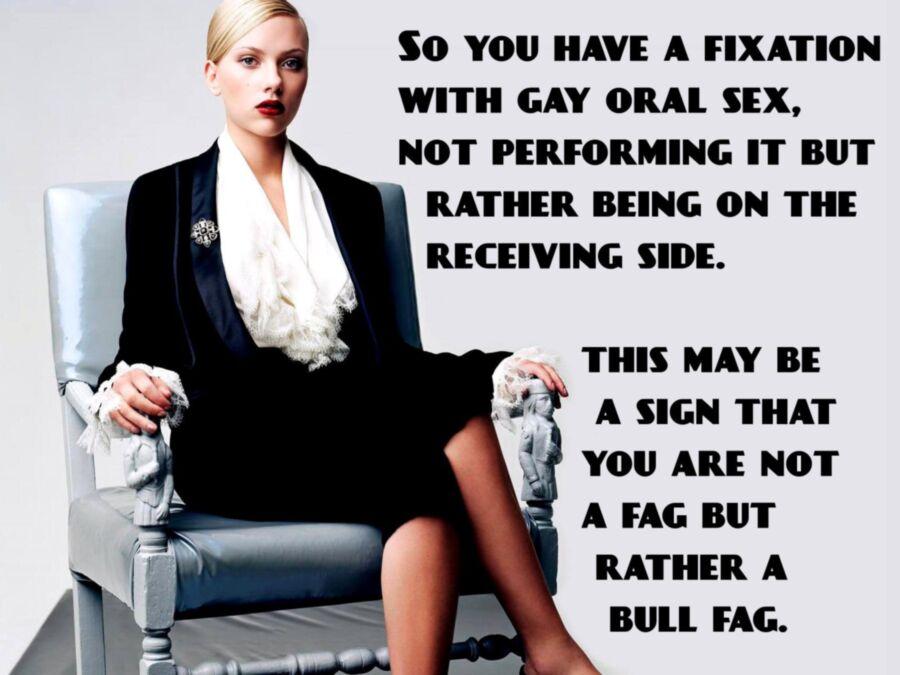 Free porn pics of Scarlett Johansson Captions Bi 10 of 10 pics