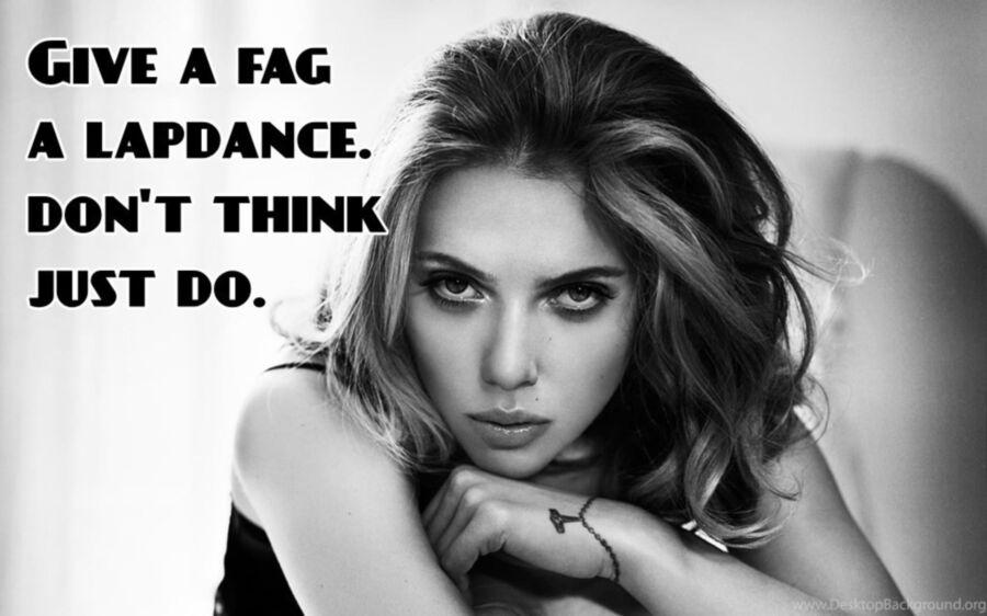 Free porn pics of Scarlett Johansson Captions Bi 6 of 10 pics