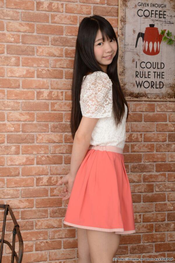 Free porn pics of Yuzuka Shirai - pink skirt white pantie tease 4 of 87 pics