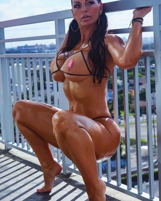 Free porn pics of Nadine Kerastas 14 of 50 pics