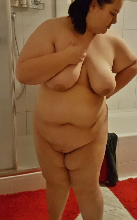 Free porn pics of Fat Nasty Pig Slut Wife Exposed 2 of 8 pics
