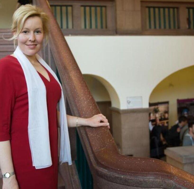 Franziska Giffey-German Secretary of family,seniors,women,yout h 23 of 25 pics