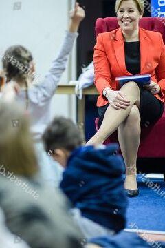Franziska Giffey-German Secretary of family,seniors,women,yout h 11 of 25 pics