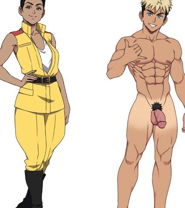 Gundam Attrition official character artwork 22 of 40 pics
