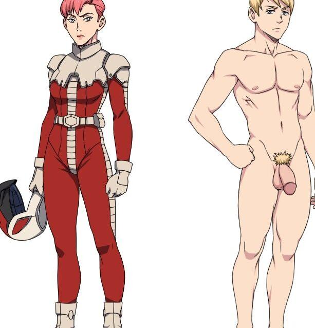 Gundam Attrition official character artwork 18 of 40 pics