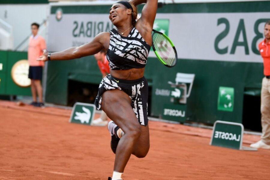 Black Cheeks (Serena Williams Edition)  6 of 10 pics