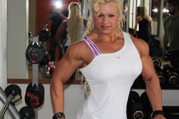 Fanny Palou! Brazilian Muscle Beauty! 20 of 73 pics