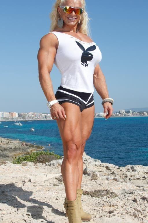 Fanny Palou! Brazilian Muscle Beauty! 24 of 73 pics