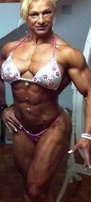 Fanny Palou! Brazilian Muscle Beauty! 4 of 73 pics