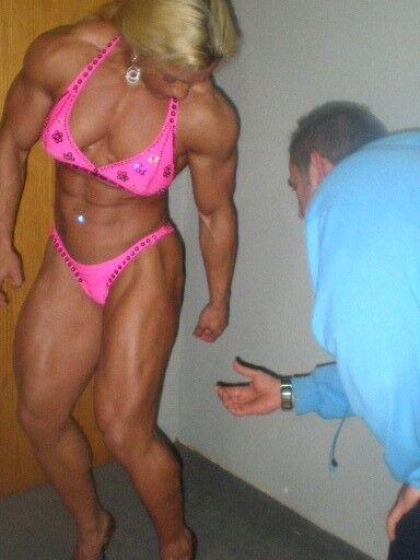 Fanny Palou! Brazilian Muscle Beauty! 23 of 73 pics