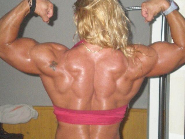 Fanny Palou! Brazilian Muscle Beauty! 6 of 73 pics