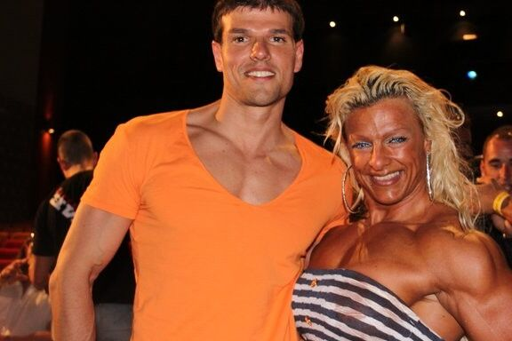 Fanny Palou! Brazilian Muscle Beauty! 9 of 73 pics