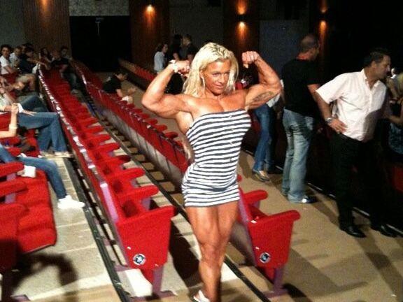 Fanny Palou! Brazilian Muscle Beauty! 10 of 73 pics